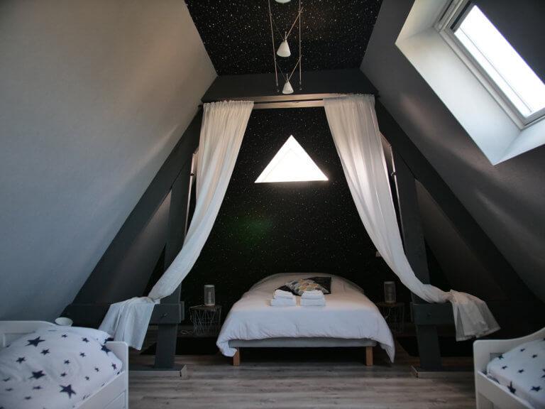 Chambre - La FabriK' à rêves