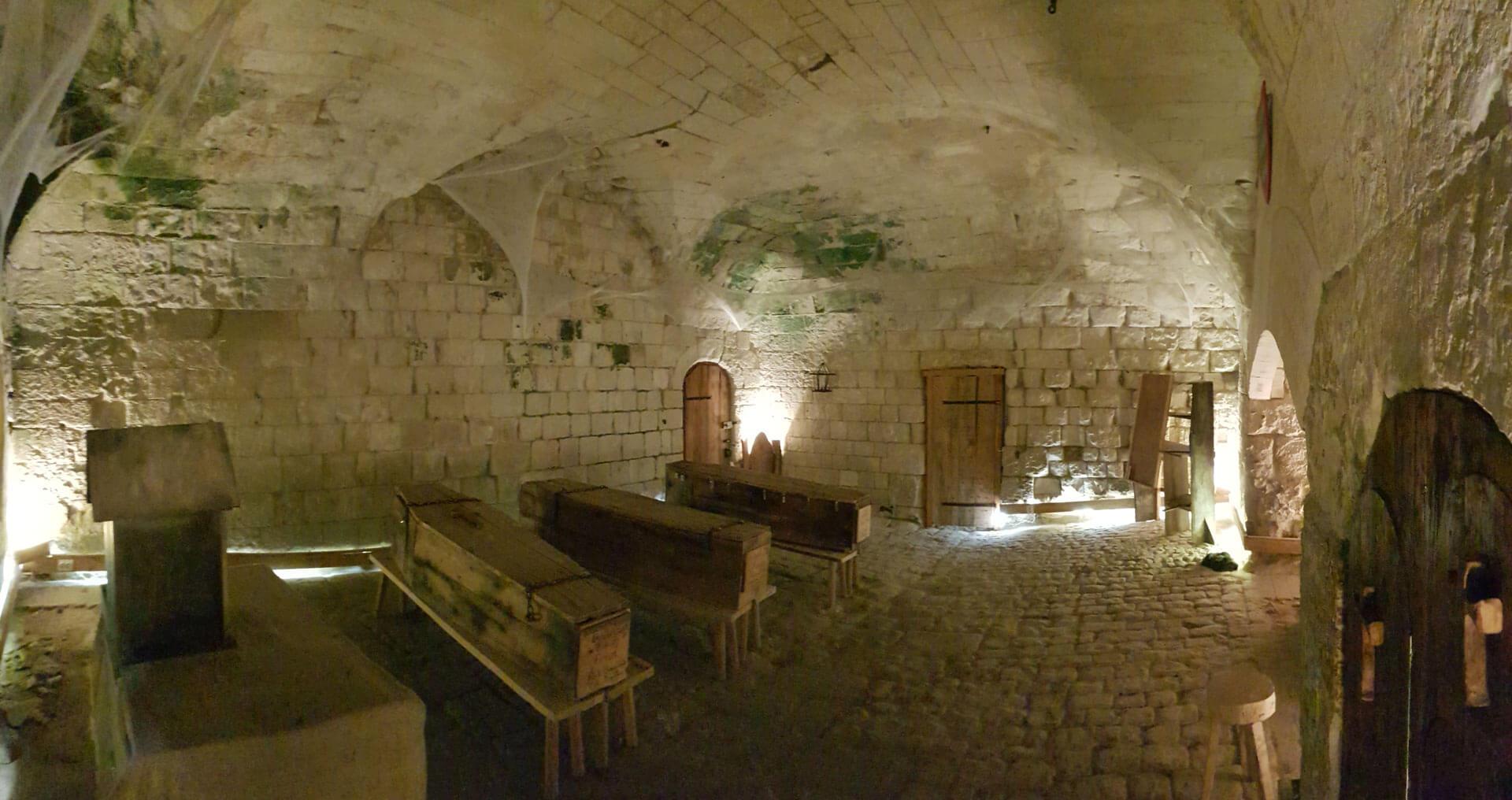 Autour de La FabriK' en Baie : Escape game au château de Picquigny